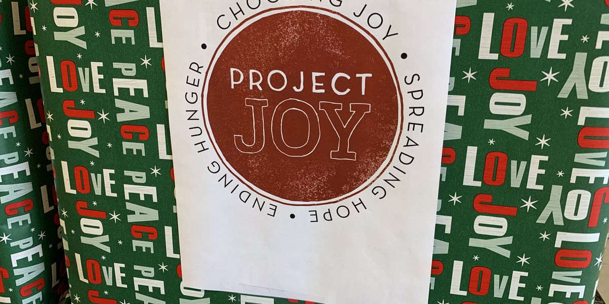 30th annual Project Joy helping families in Whitehouse