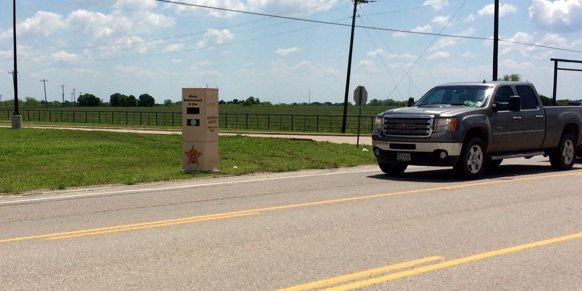 Group files complaint about Smith Co. school zone camera program