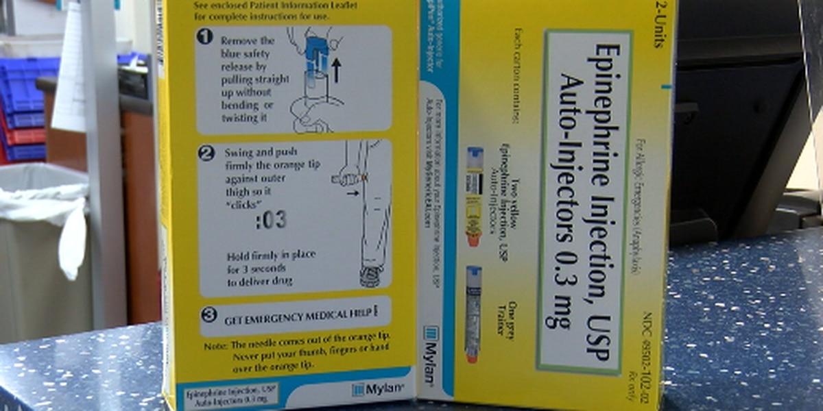 TISD schools stocked with EpiPens through shortage