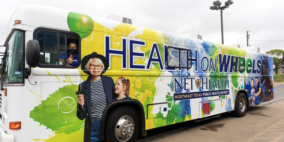 """Health On Wheels"" Begins Back-To-School Mobile Vaccine Drives"