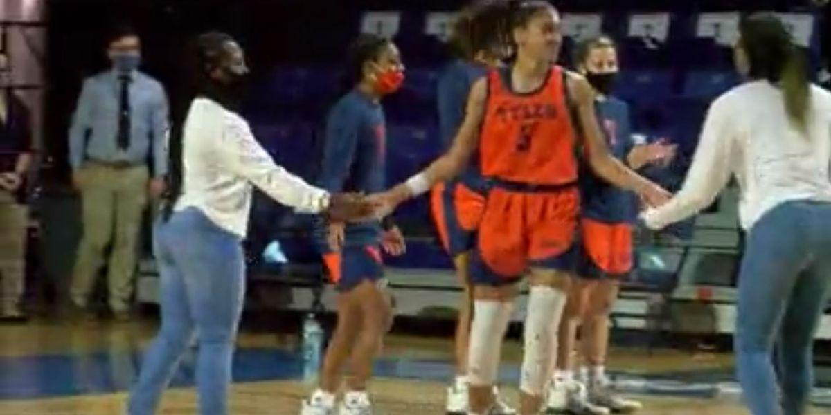Lubbock Christian University rocks UT Tyler's women's basketball team, 73-26