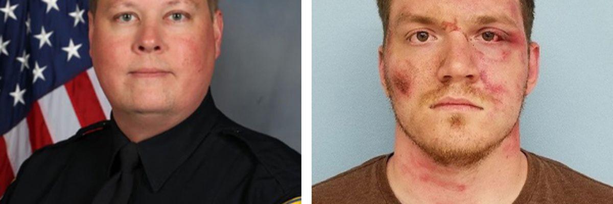 More details released about slain Auburn officer, suspect