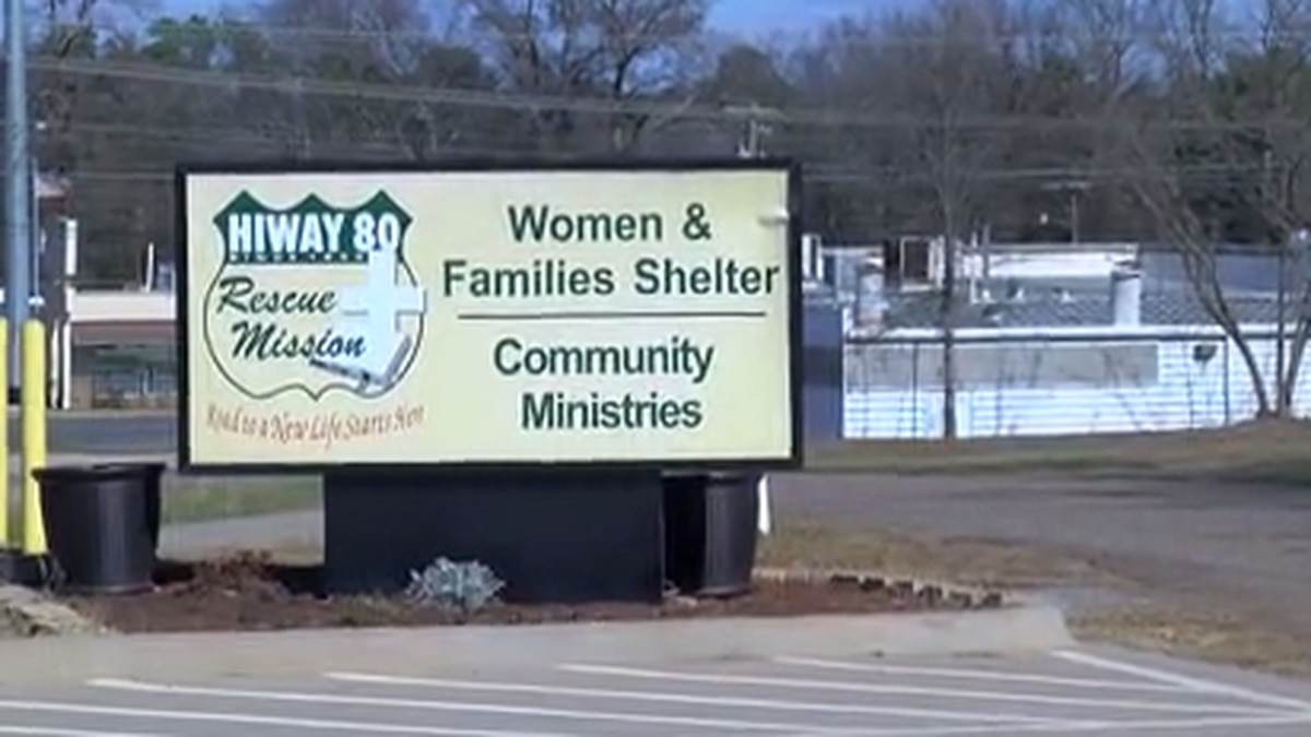 Longview shelters at capacity before winter