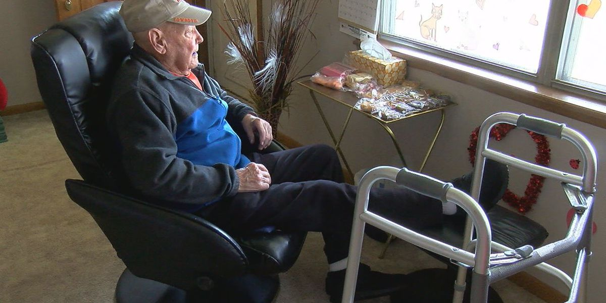 You can send birthday cards to make WWII vet's birthday special