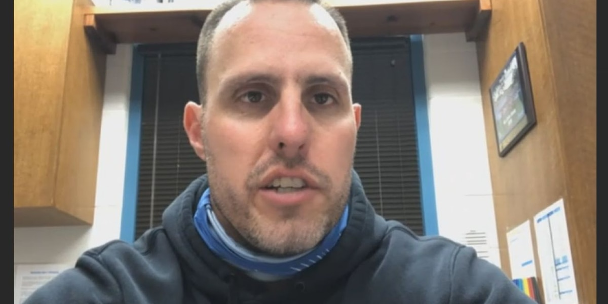 Lindale coach Chris Coachran talks about Kilgore rematch