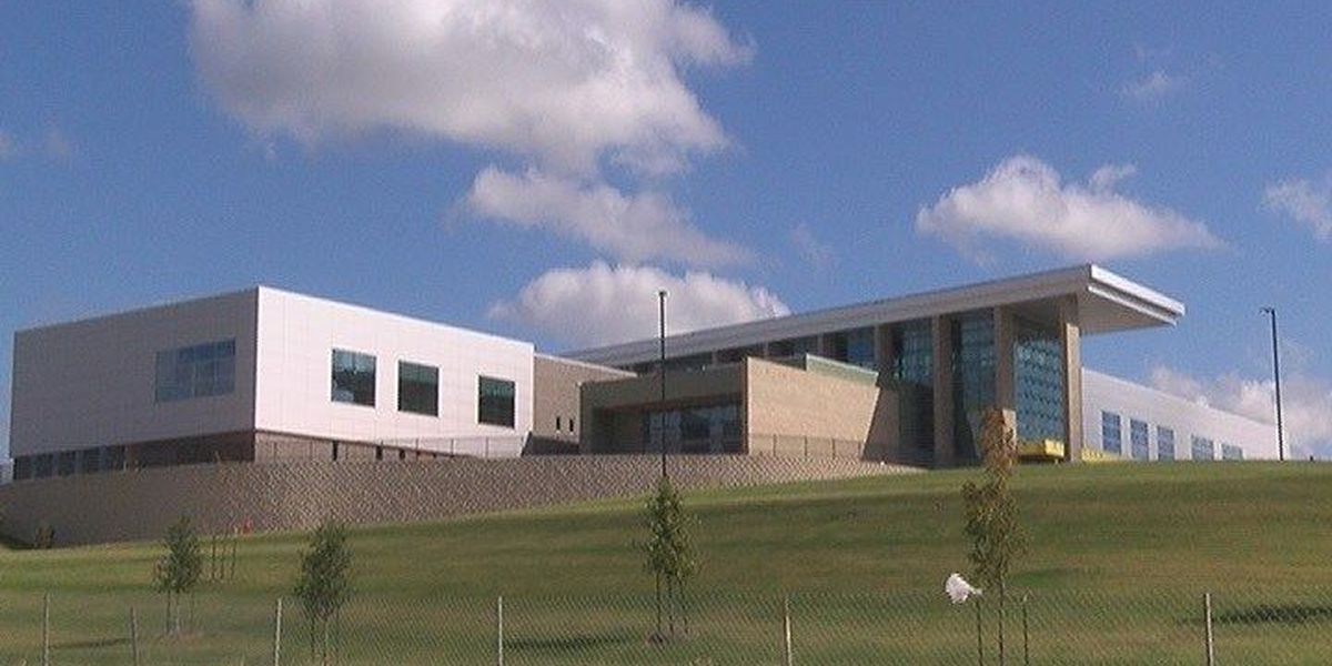 Sprinklers cause water damage at Tyler ISD Career & Technology Center after fire