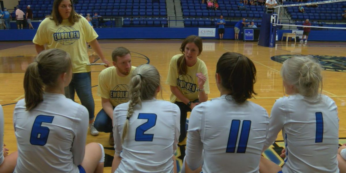 East Texas volleyball squads advance to Area Round