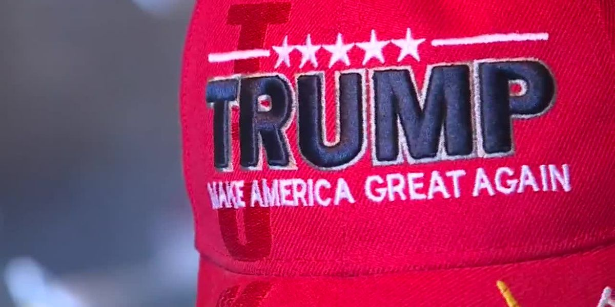 Pro-Trump hats worn by students blurred from high school yearbook