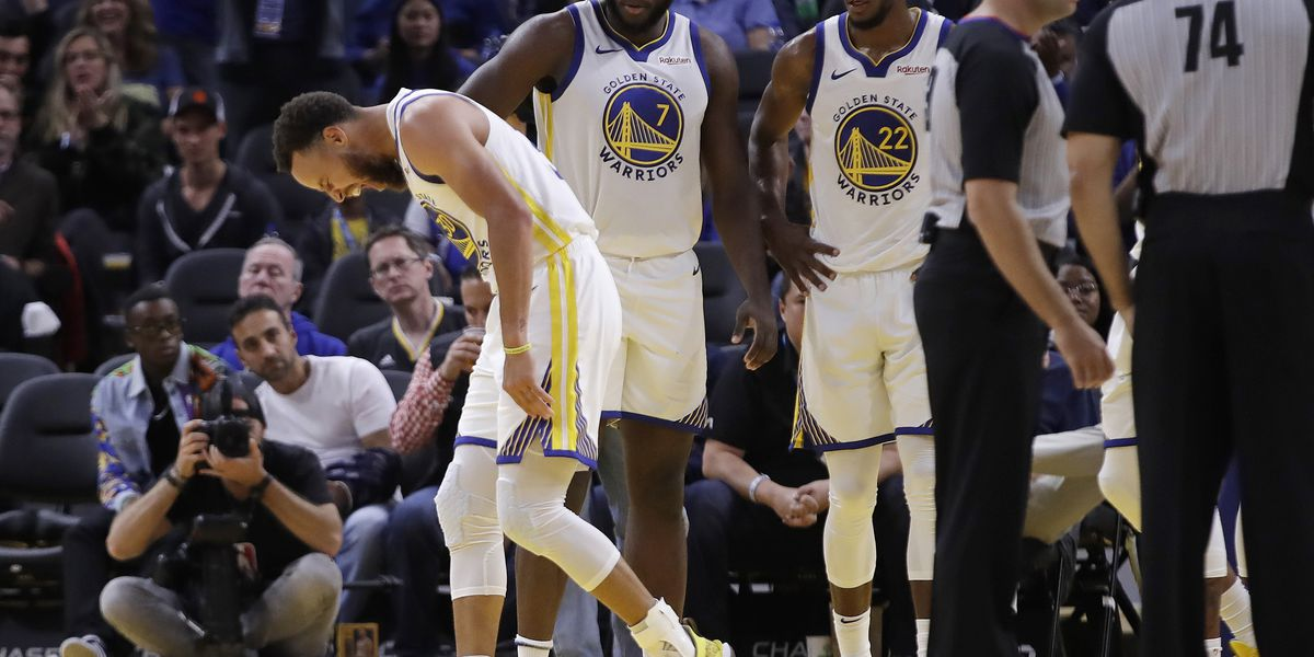 Golden State Warriors' Curry undergoes hand surgery, to miss at least 3 months