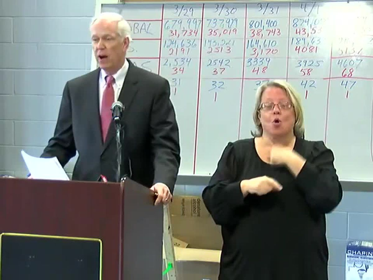 Sign language interpreter provides critical service to hearing impaired in Smith County