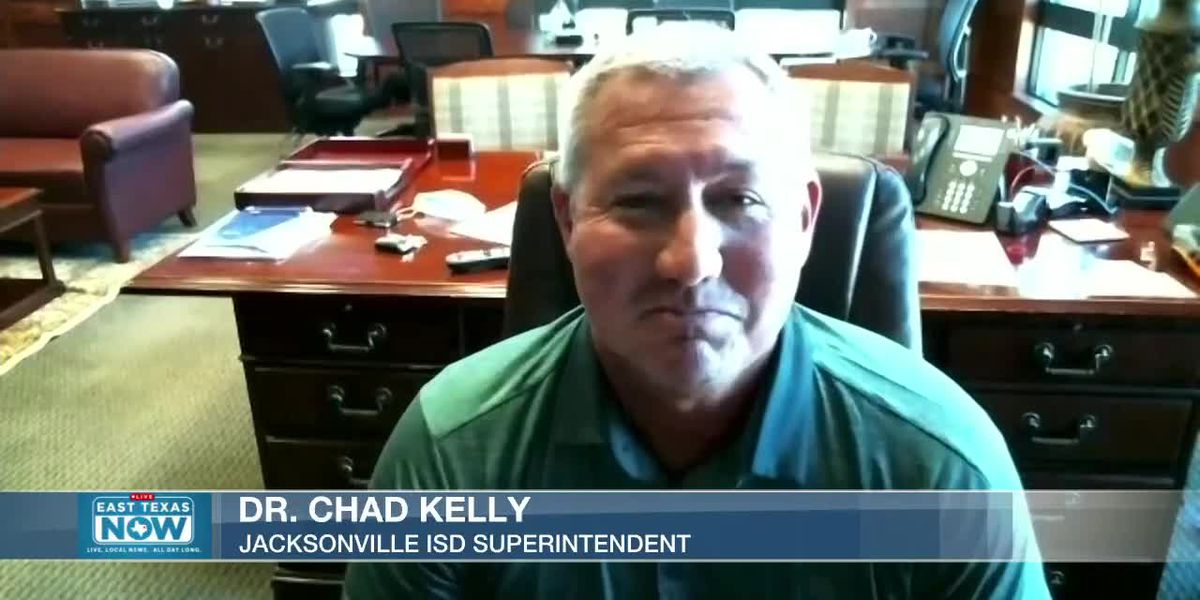 Jacksonville ISD school board agenda indicates superintendent leaving district