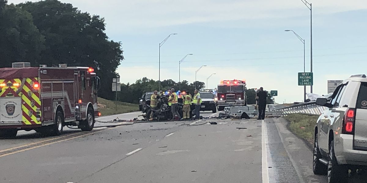 8-year-old girl killed in crash on Toll 49