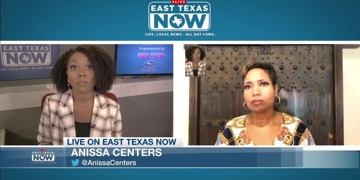 WATCH: Anissa Centers speaks on how to change ways we interact with people different than us