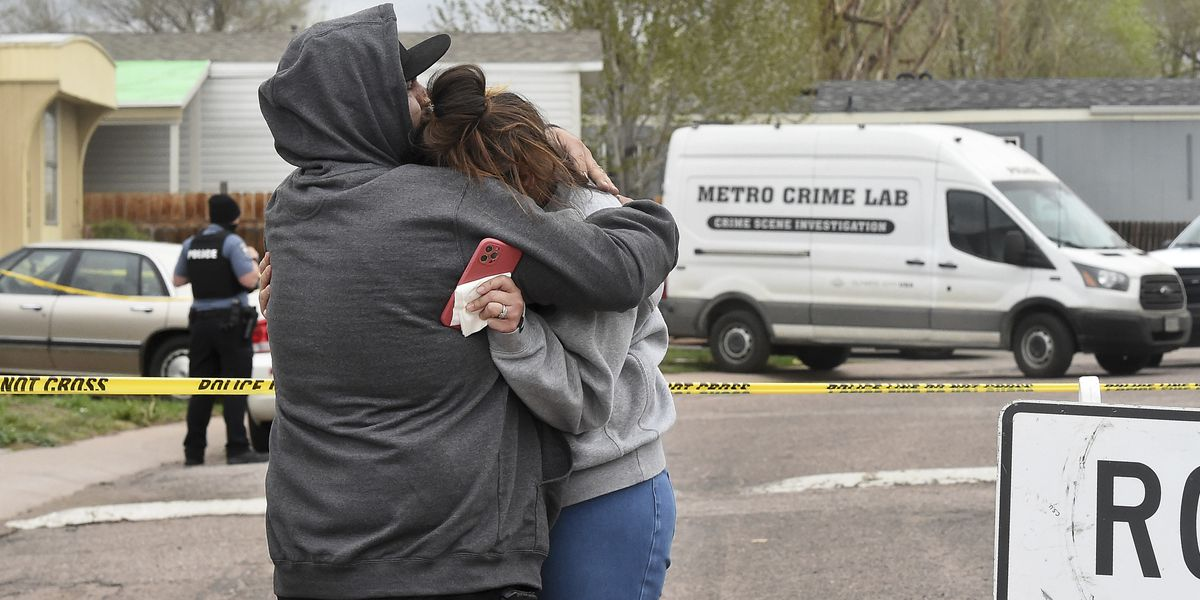 Man killed 6, self at Colorado party after not being invited