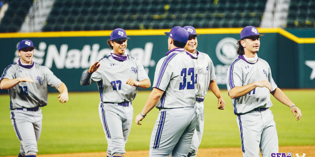 SFA starts season on right foot with big win over Sooners