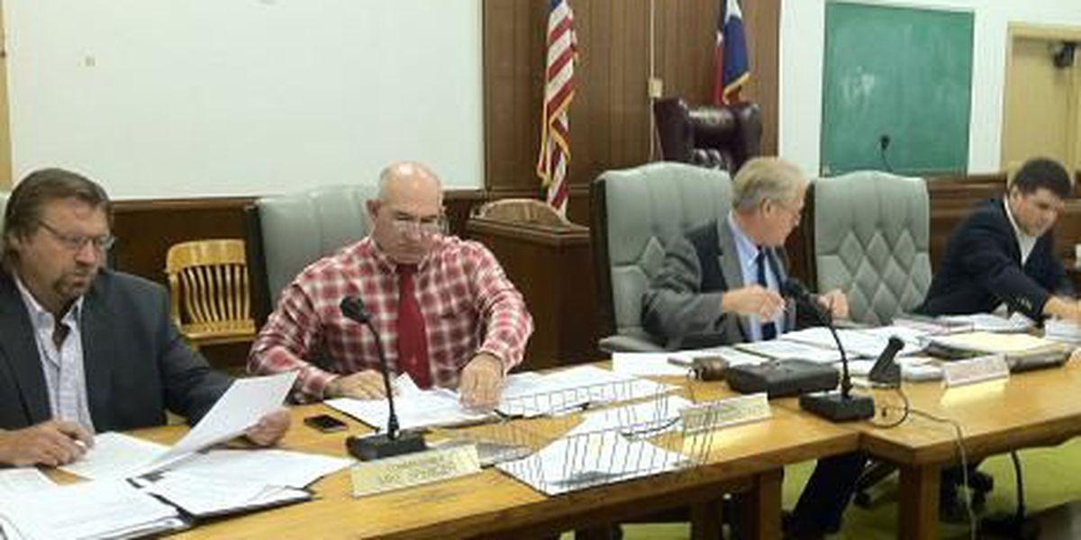 Upshur Co. commissioners consider interim judge