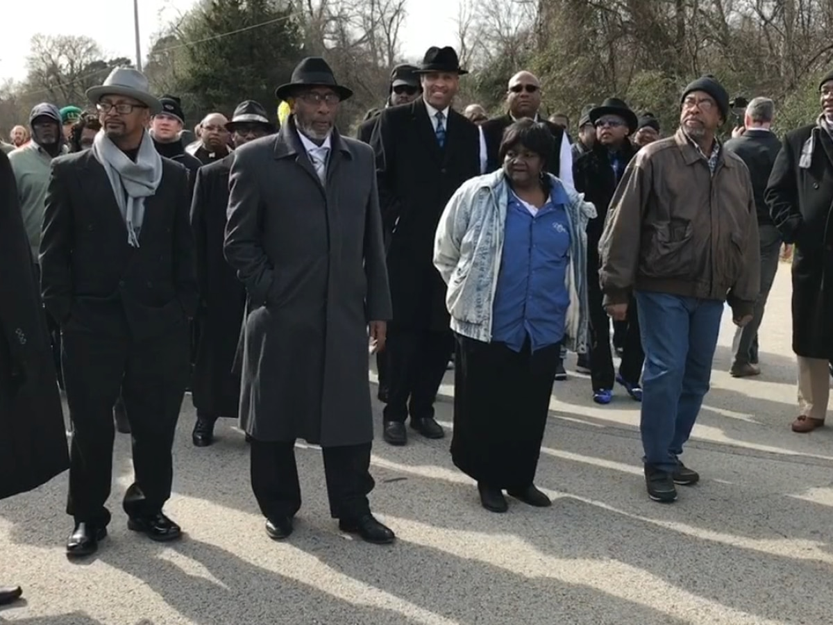 Longview marches in honor of MLK Jr.