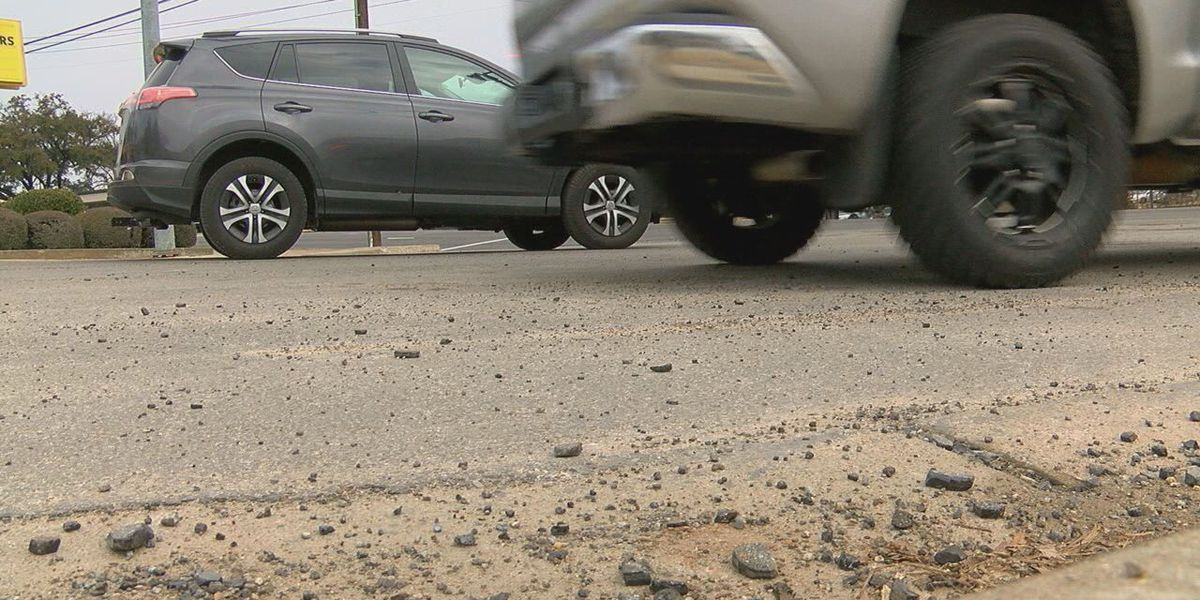 City of Tyler found not liable for slag tire damage, offers some drivers 'good will' payment