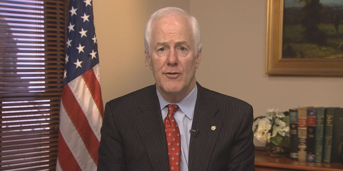 Sen. Cornyn introduces health coverage bill for laid off, furloughed Texans