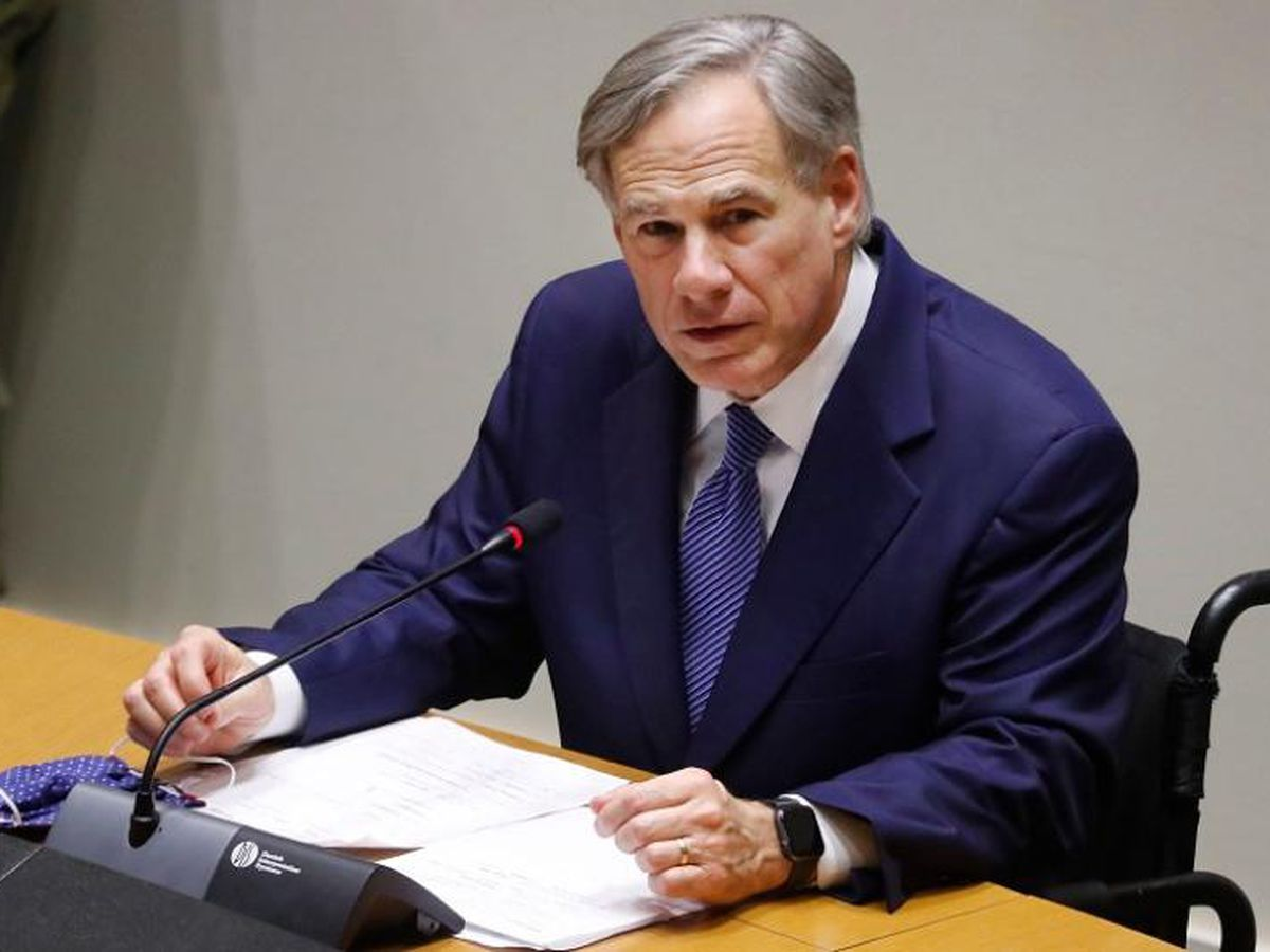 Gov. Abbott says he won't be seeking assistance from US military to keep peace