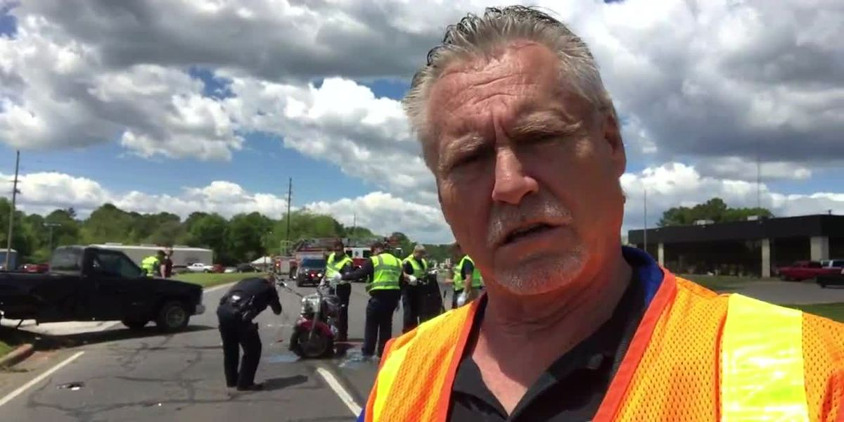 WEBXTRA: Longview police ticket driver in wreck involving motorcycle at Harrison Road, West Loop 281