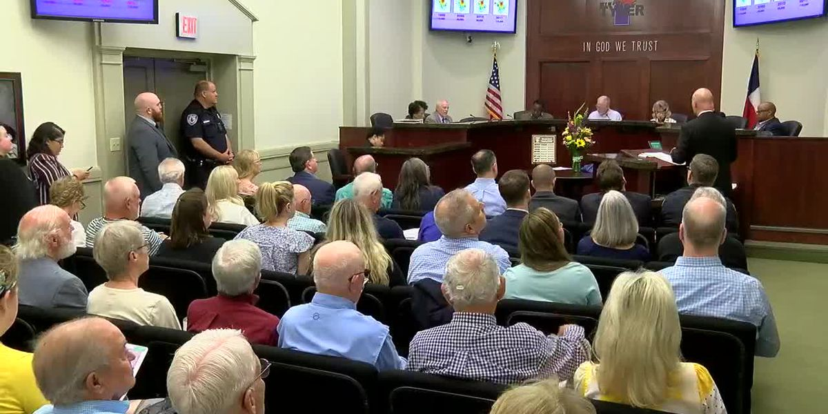 Tyler city council approves zone change to allow new shopping center project to move forward