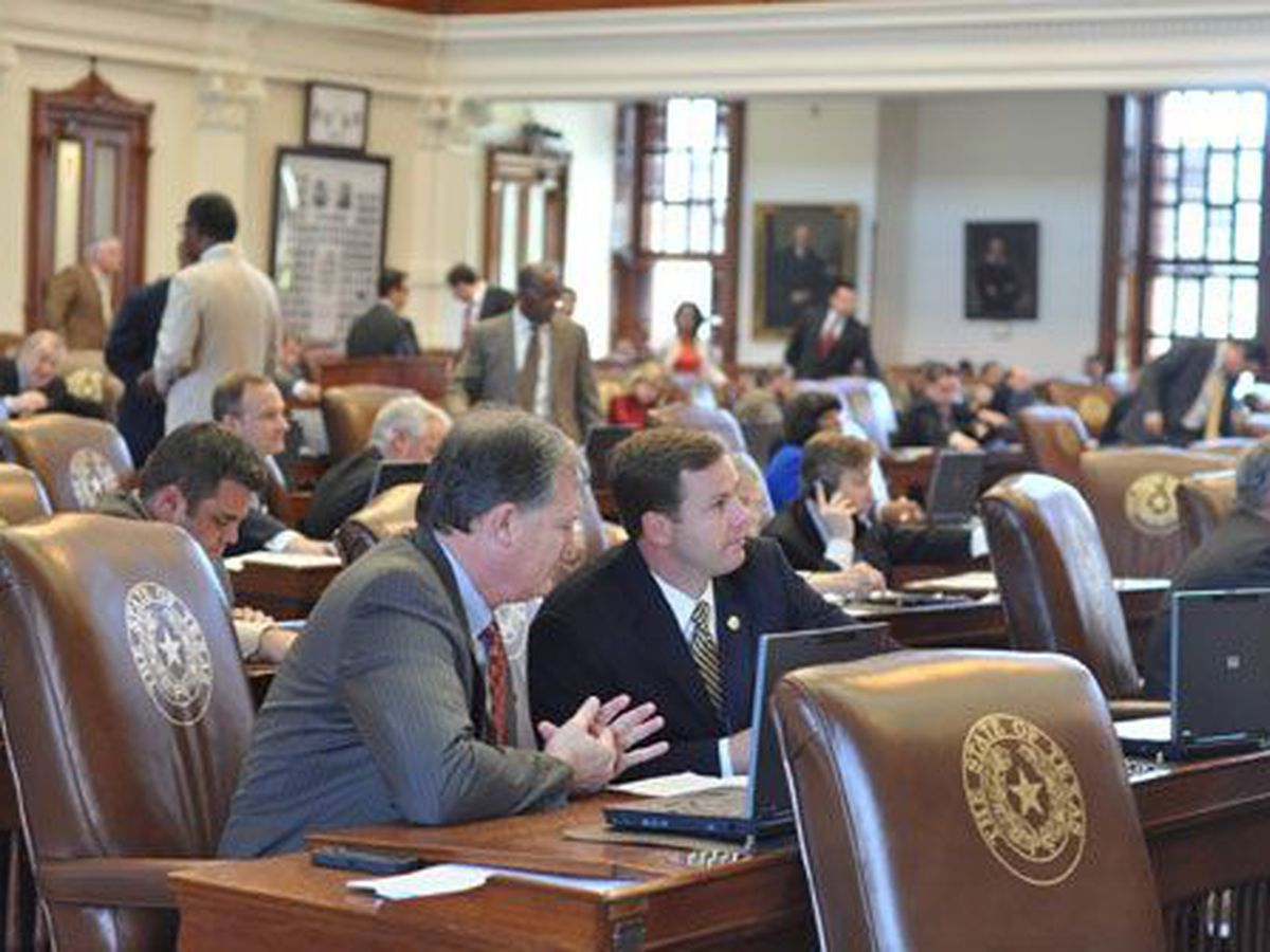 East Texas state reps Ashby, Paddie throw hat in ring to be Speaker of Texas House