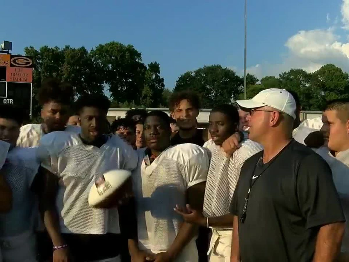 Gilmer Buckeyes receive game ball of the week