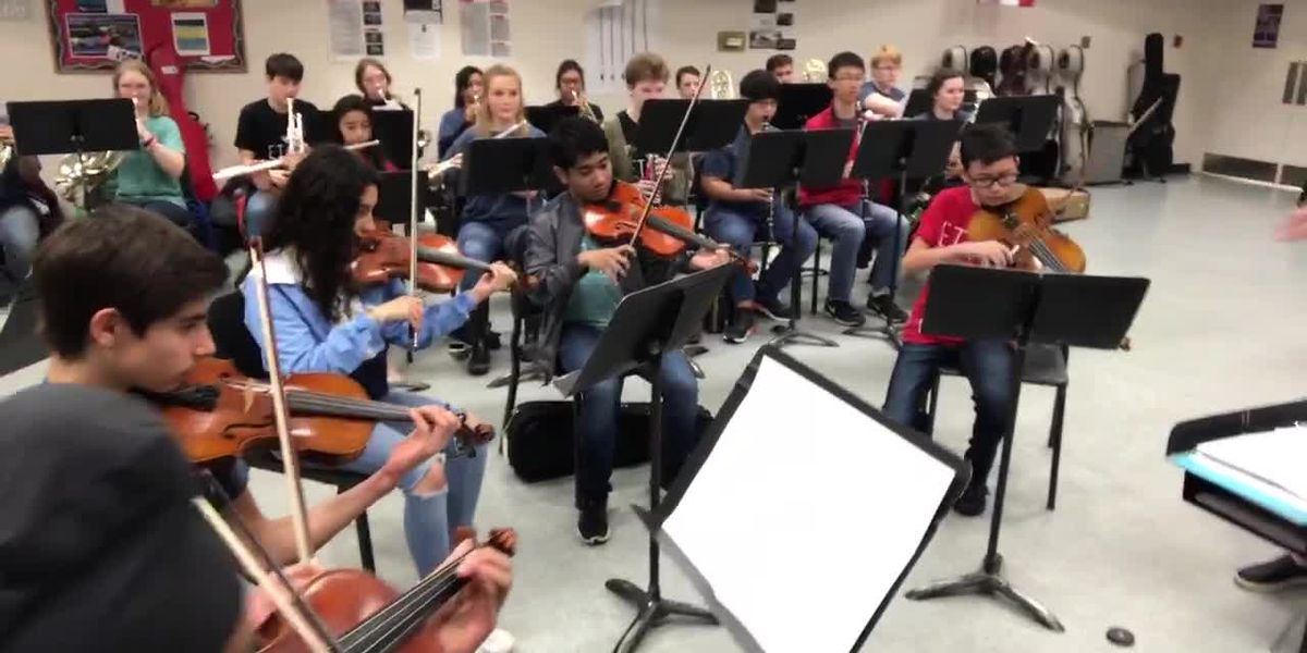 East Texas Youth Community Orchestra to perform Sunday at Caldwell