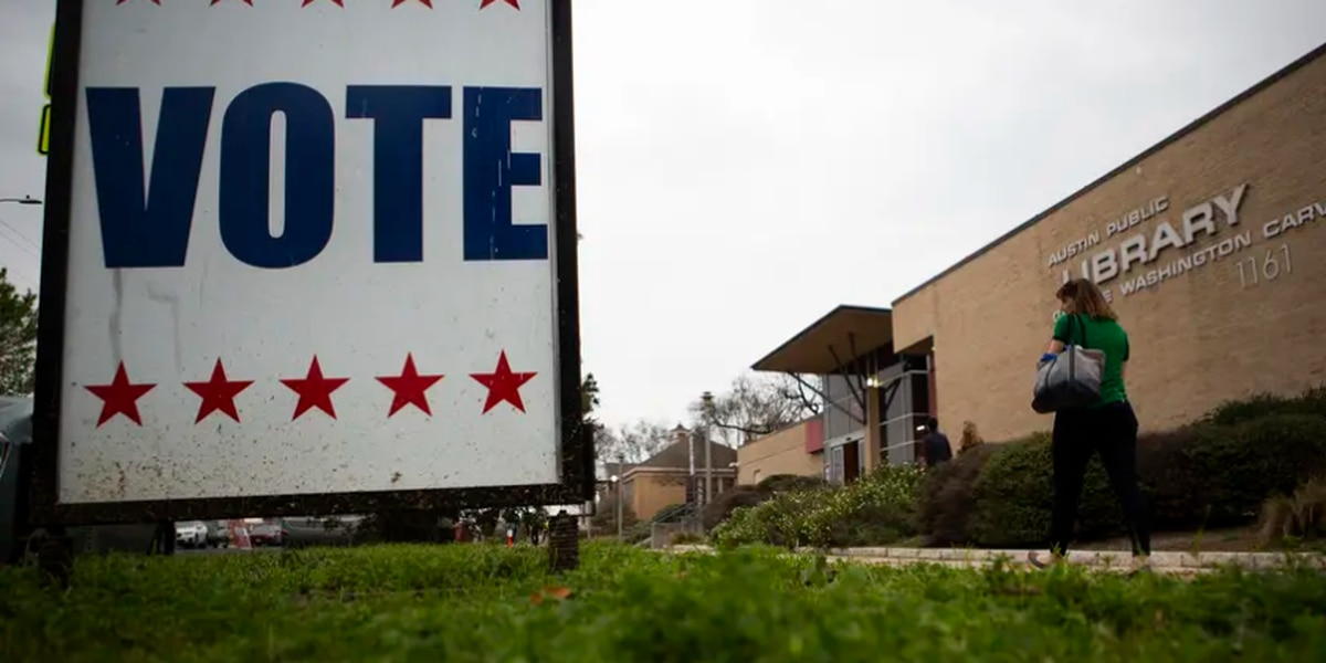 Texas doubles early voting period for July primary runoff elections