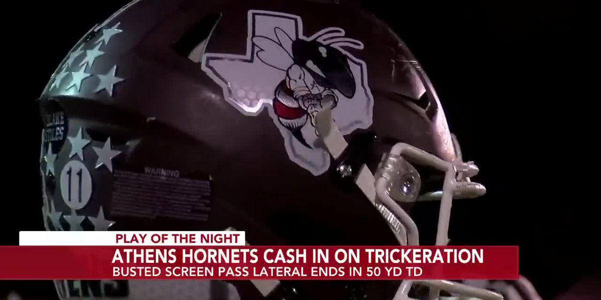 2020 Week 8: Play of the Night, Athens Hornets