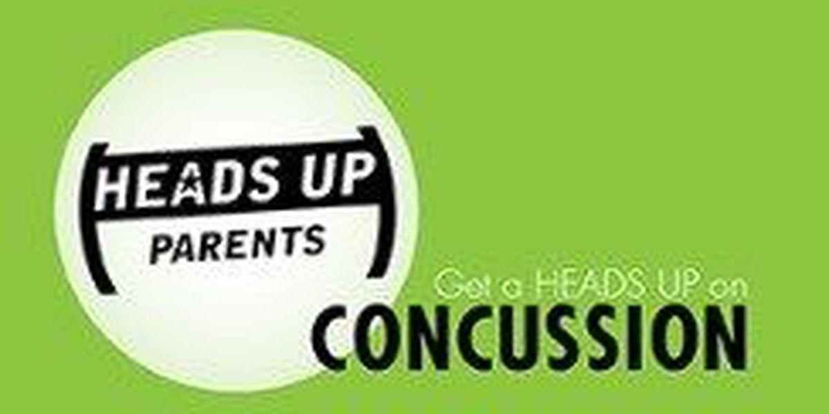 HEADS UP to brain injury awareness