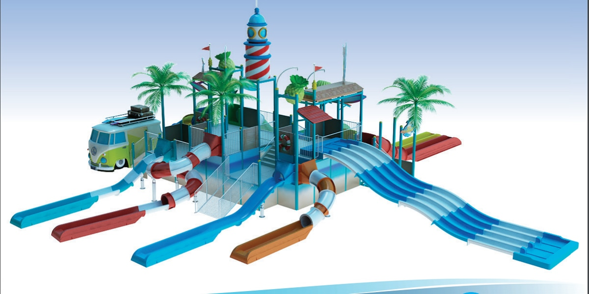 City of Tyler purchases new equipment for Fun Forest pool