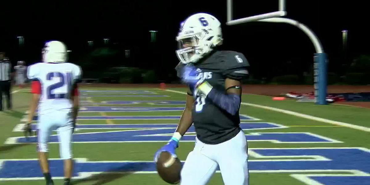 Week 5: Play of the Night, Rusk Eagles