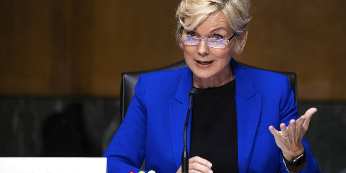 Senate confirms former Michigan Gov. Granholm as energy secretary
