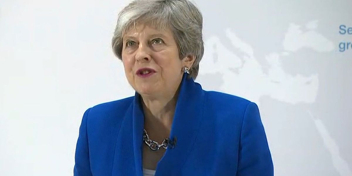 Theresa May to quit as party leader June 7, setting up PM battle