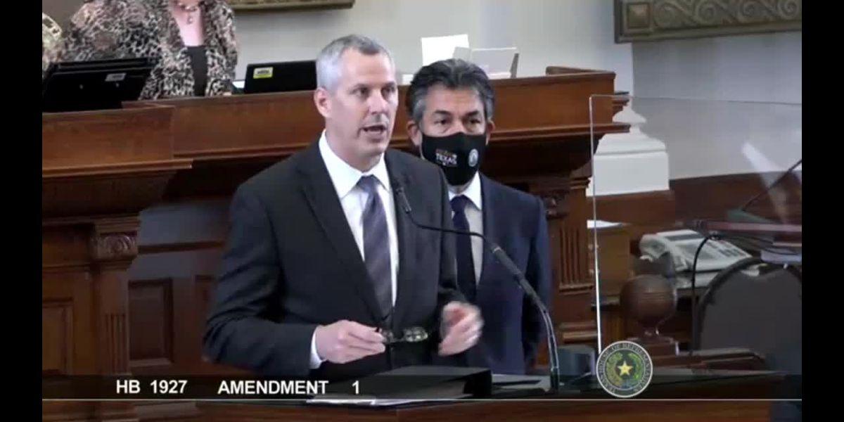 Rep. Schaefer bill allowing no-permit gun carry gets final OK in House