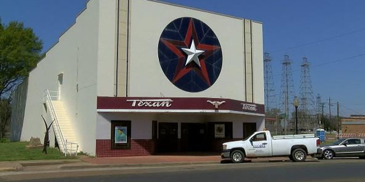 Kilgore's Texan Theater is nearly finished, already hosting events