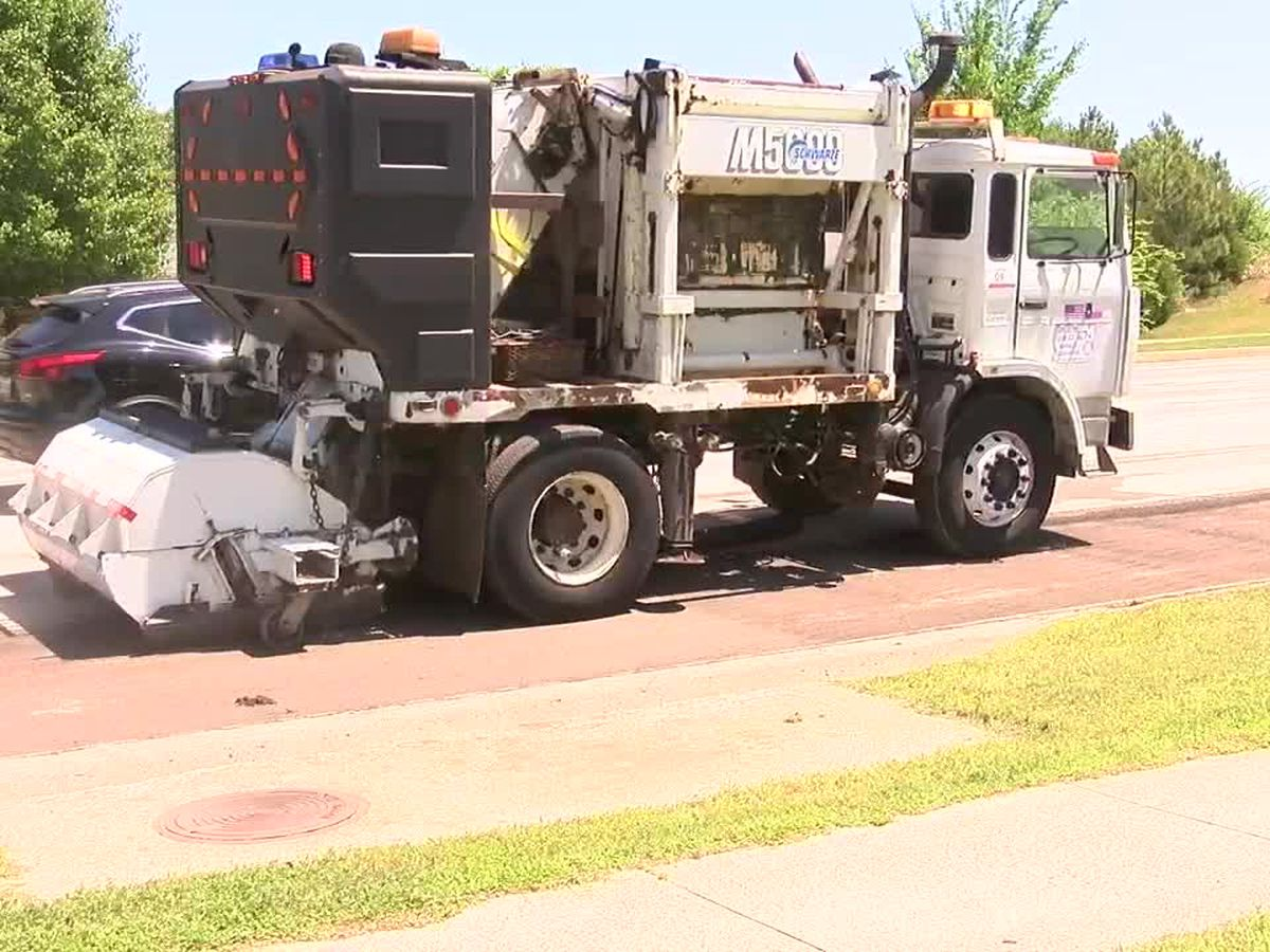 WebXtra: City of Tyler working to improve hazardous portion of Grande Boulevard