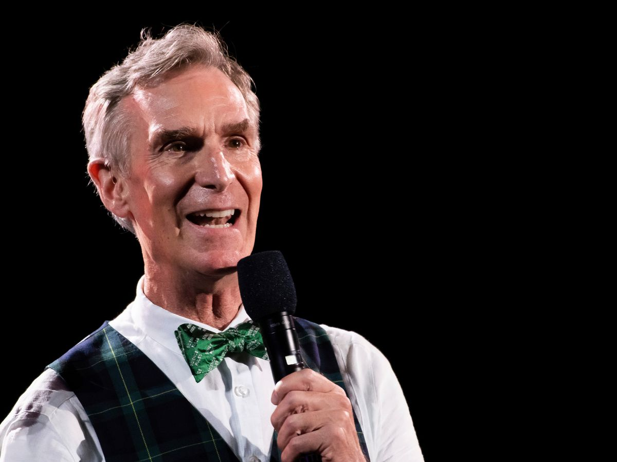 Why are face masks important? Just ask Bill Nye