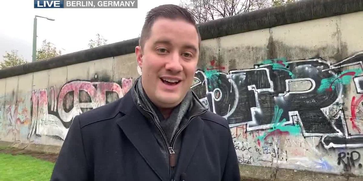 VIDEO: Misconceptions about Berlin Wall have led to 'romanticization'