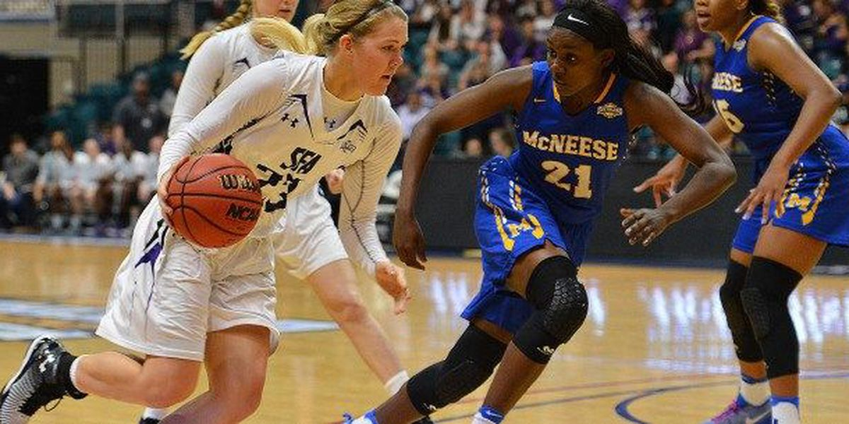 Ladyjacks Take Charge in 77-63 win over McNeese