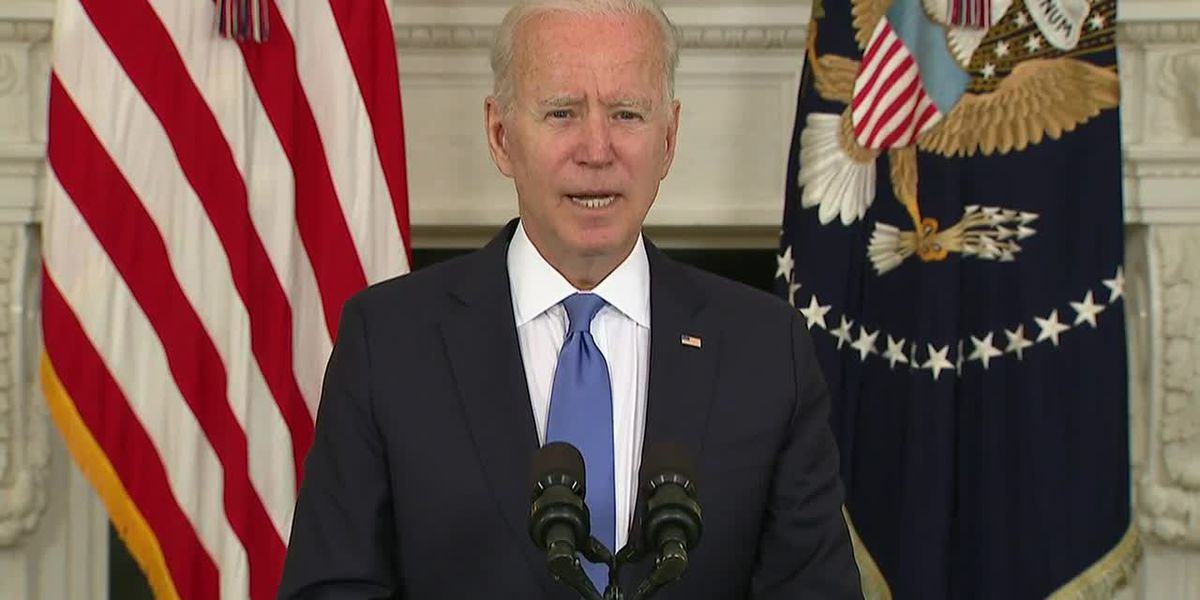 President Biden lays out American Rescue Plan implementation