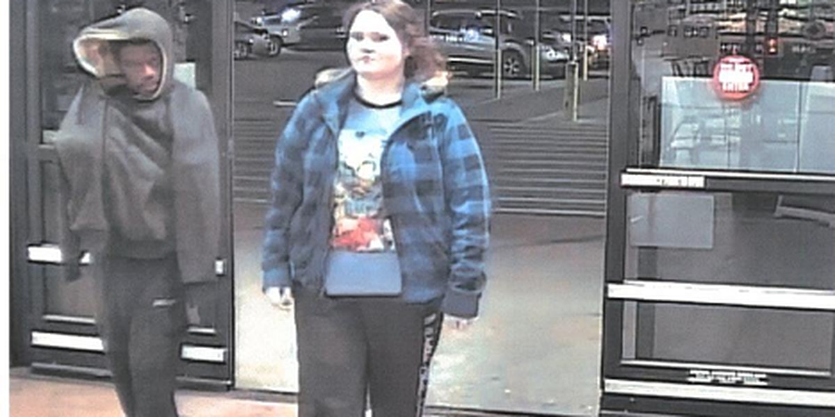 Longview police searching for Walmart theft suspect