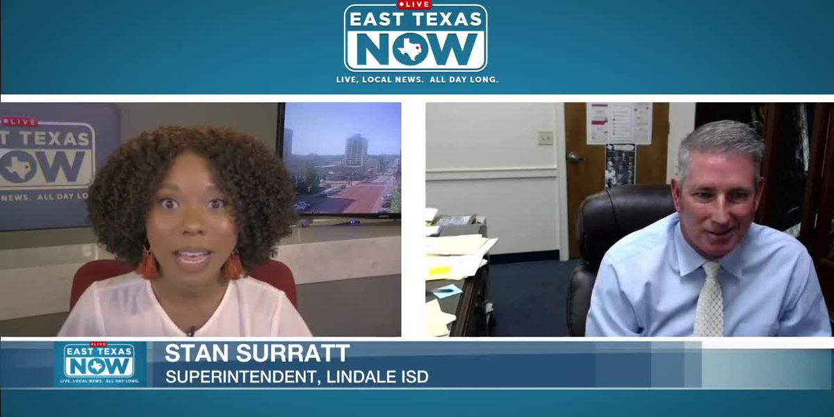 WATCH: Lindale ISD superintendent says masks, other measures made for good first week of school
