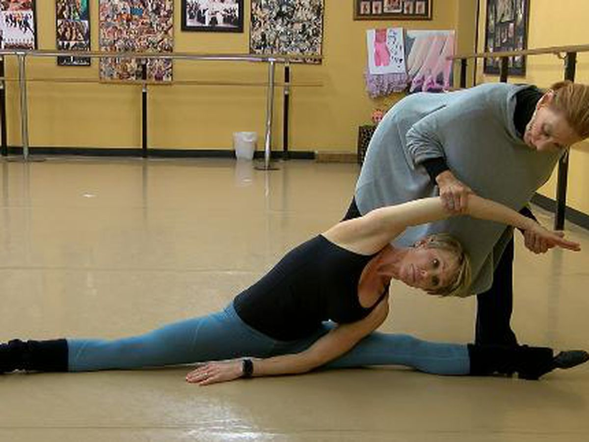 38 years later, visually-impaired East Texas woman goes back to ballet class
