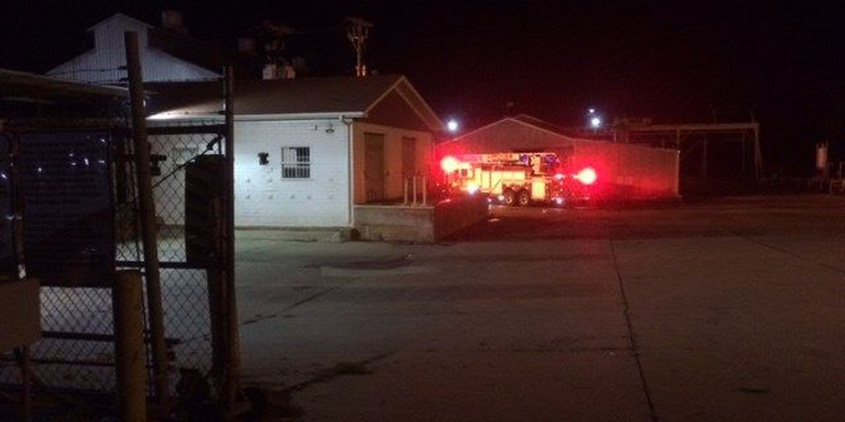 Officials investigating cause of fire at manufacturing company in Longview