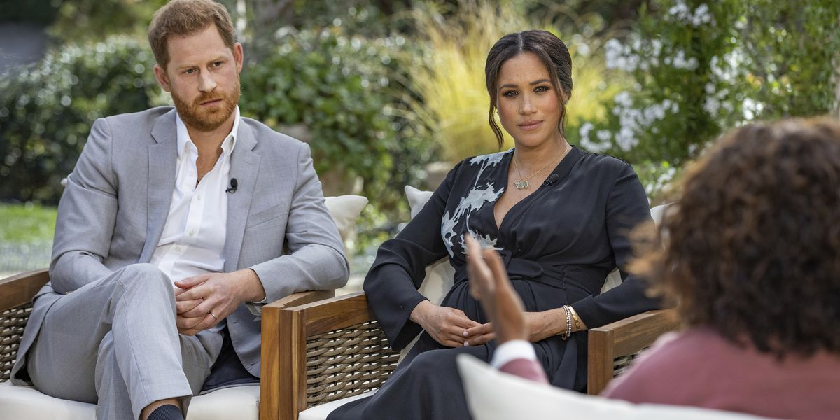 Meghan tells Oprah she 'didn't fully understand' royal life