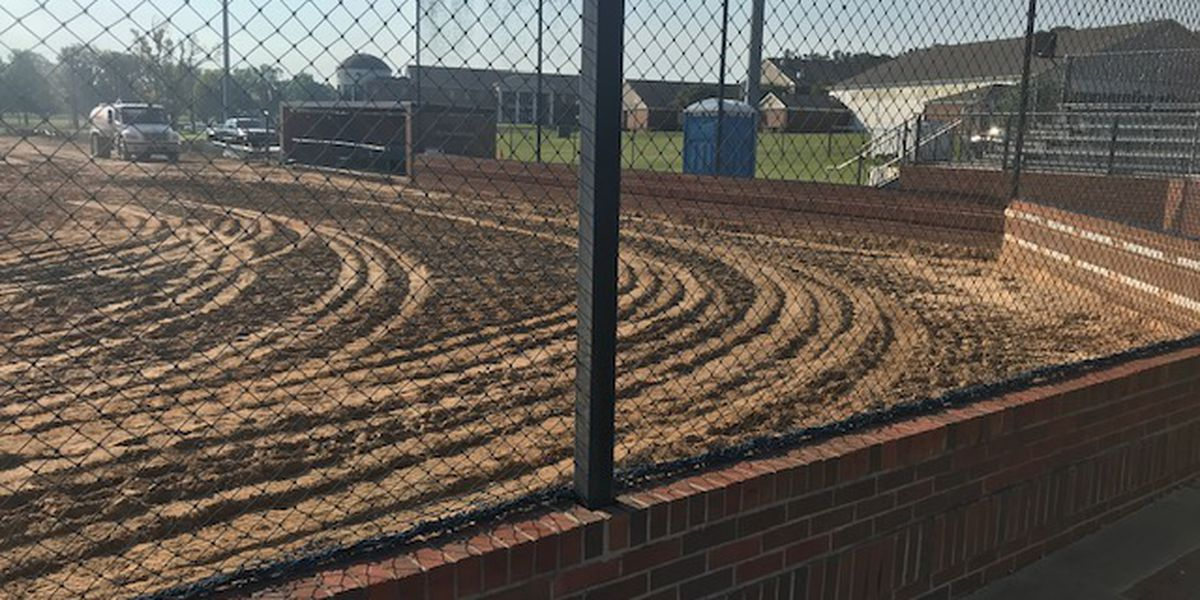 The Brook Hill School breaks ground on new turf baseball field