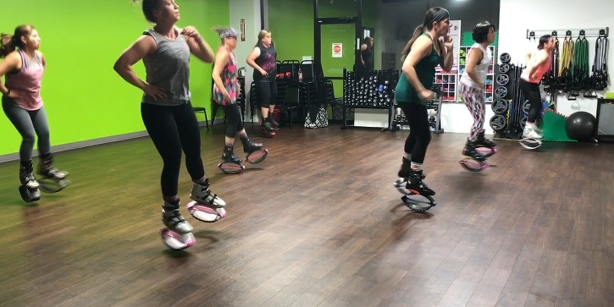 East Texans bounce their way to healthy living in unique Longview fitness class